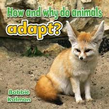 Animals Close Up: How and Why Animals Adapt