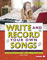 Digital Makers: Write and Record Your Own Songs