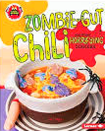 Zombie-Gut Chili and Other Horrifying Dinners -  - Little Kitchen of Horrors