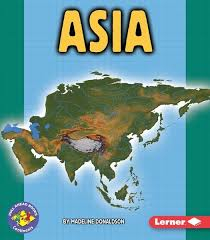 Asia (Pull Ahead - Continents)