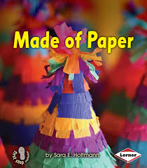 Made of Paper: Exploring Materials First Steps