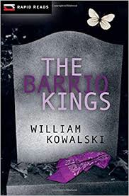 Barrio Kings (Rapid Reads Crime)