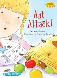 Ant Attack: Ants and Theories (Science Solves It)