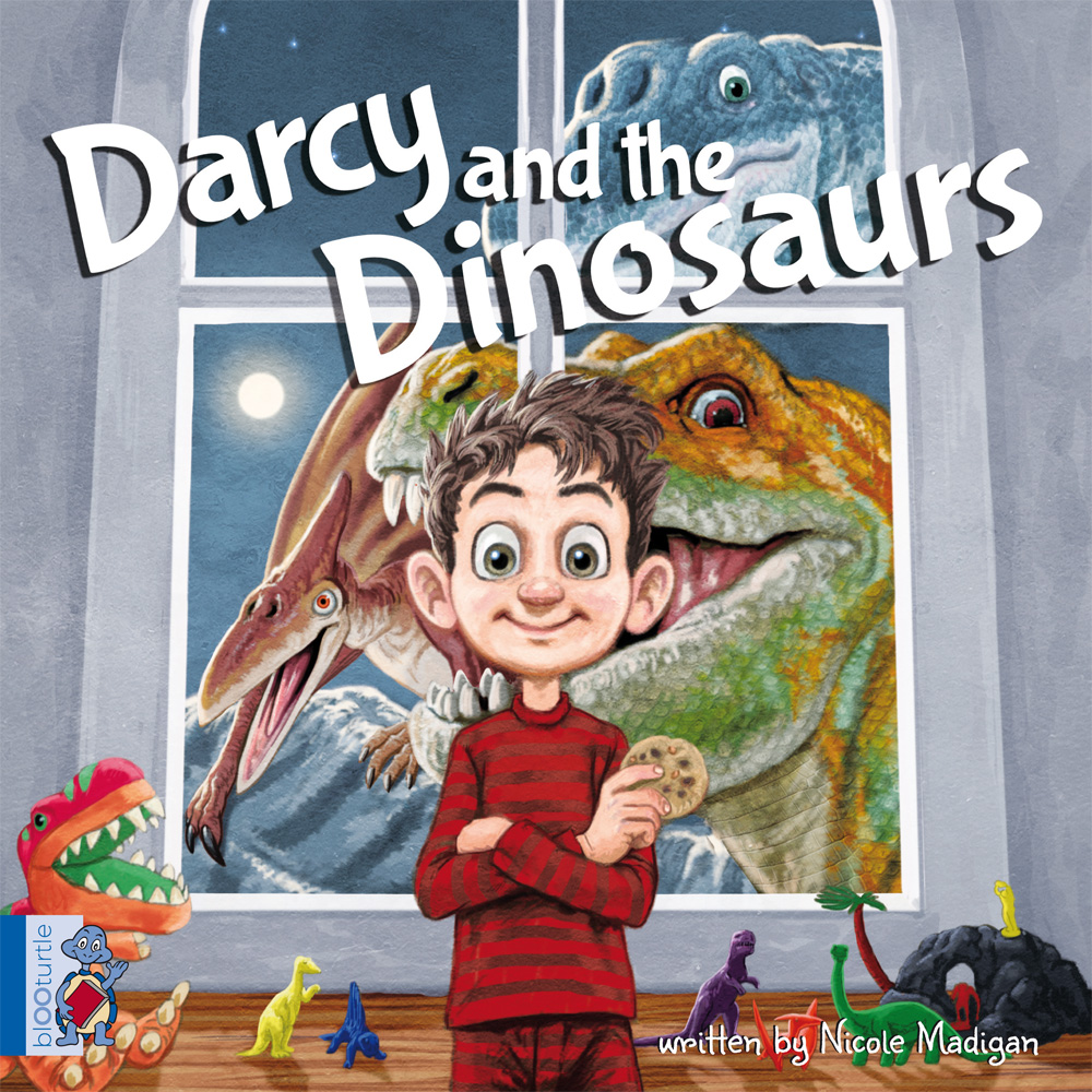 Darcy and the Dinosaurs