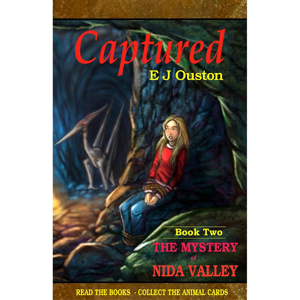 Captured - Mystery of Nida #2