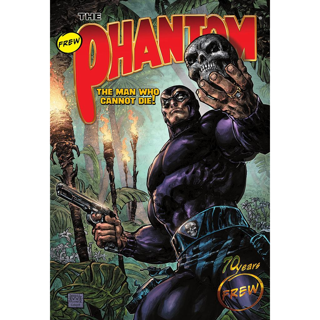 The Phantom: The Man Who Cannot Die