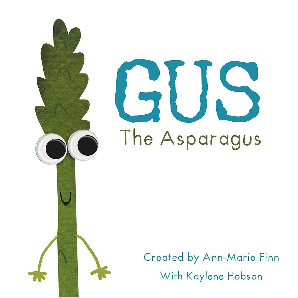 Gus the Asparagus (2nd Edition - Paperback)