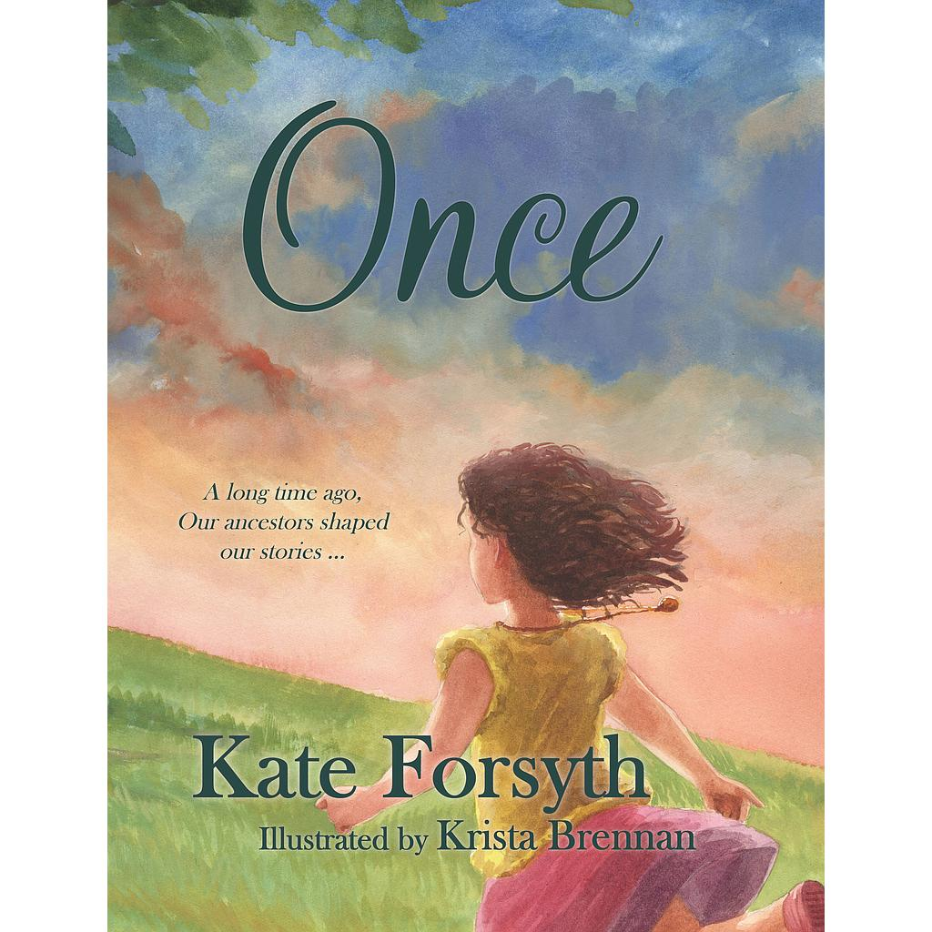 Once by Kate Forsyth