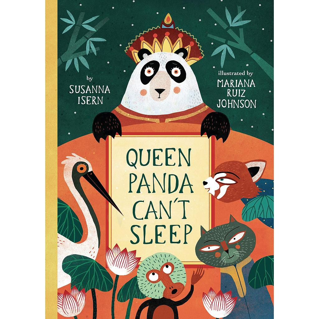 Queen Panda Can't Sleep