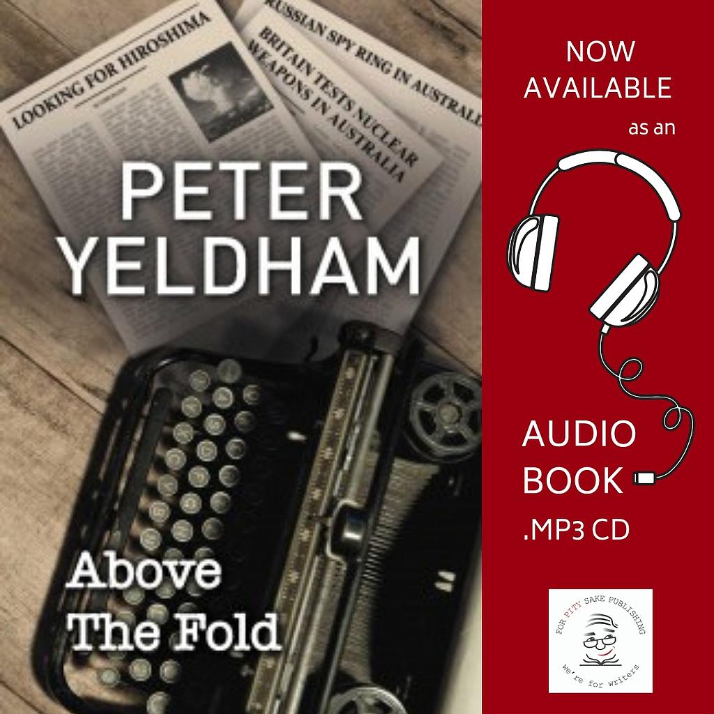 Above the Fold Audio Book