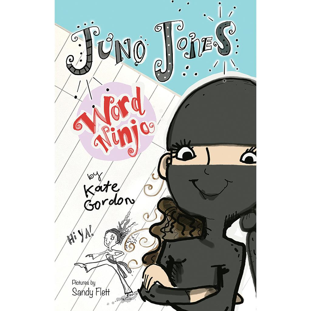 Juno Jones Word Ninja (10 pack + merchandise)