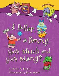 A Dollar, a Penny, How Much and How Many: Math is CATegorical?
