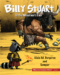 Billy Stuart in the Minotaur's Lair: Billy Stuart # 2