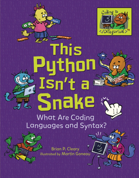 Coding Is CATegorical - This Python Isn't a Snake: What Are Coding Languages and Syntax?