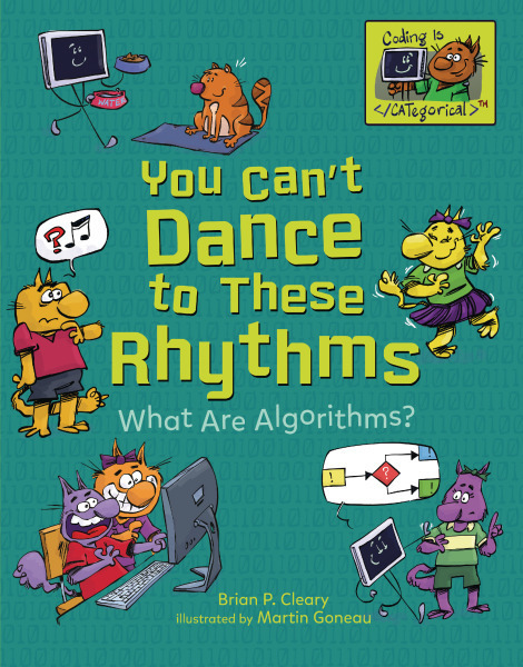 Coding Is CATegorical - You Can't Dance to These Rhythms: What Are Algorithms?