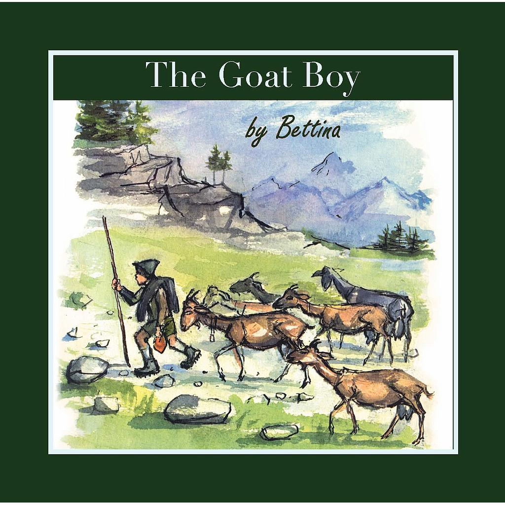 The Goat Boy Audio Book