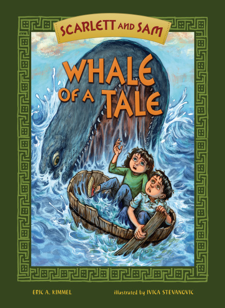 Whale of a Tale (Scarlett and Sam #1)