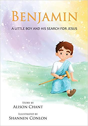 Benjamin: A little boy and his search for Jesus