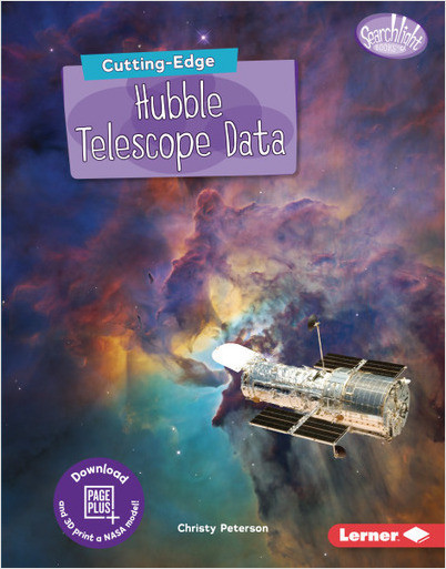 Searchlight Books ™ — New Frontiers of Space: Cutting-Edge Hubble Telescope Data