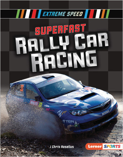 Extreme Speed: Superfast Rally Car Racing
