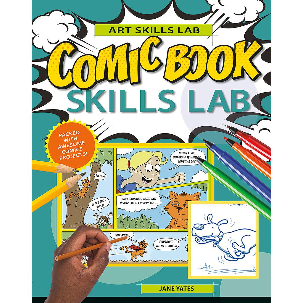 Art Skills Lab: Comic Book Skills Lab