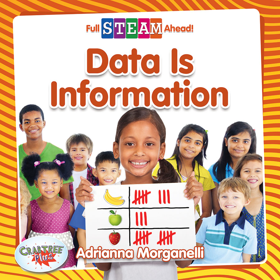 Full STEAM Ahead! - Math Matters: Data Is Information