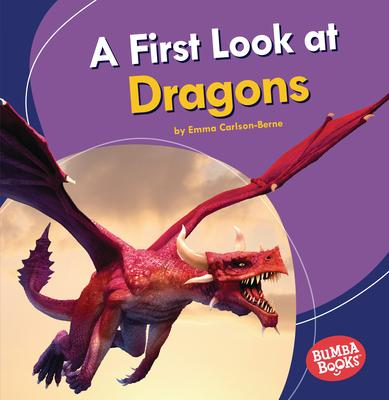 A First Look at Dragons: Bumba Books  — Fantastic Creatures
