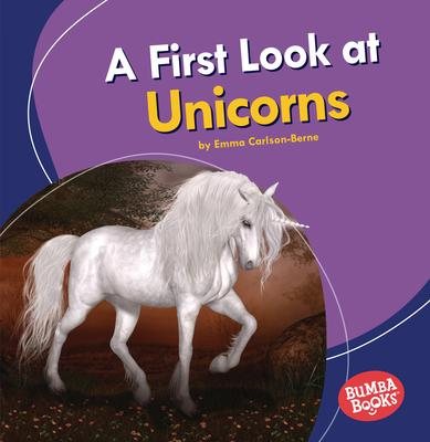 A First Look at Unicorns: Bumba Books  — Fantastic Creatures