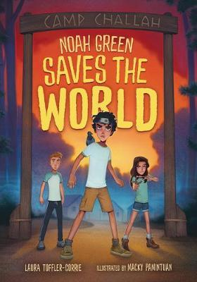 Noah Green Saves the World