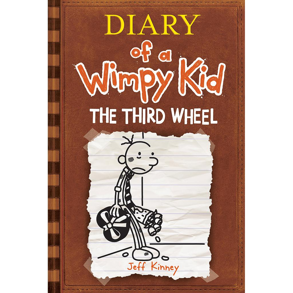 The Third Wheel: Diary of a Wimpy Kid # 7