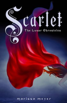 Scarlet: The Lunar Chronicles # 2