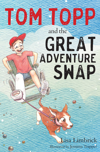 Tom Topp and the Great Adventure Swap