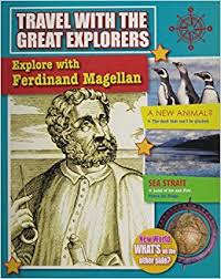 Explore With Ferdinand Magellan: World