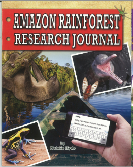 Ecosystems Research: Amazon Rainforest Journal