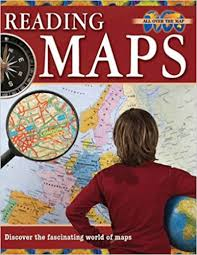 All Over The Map: Reading Maps