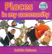 Communities in My World: Places in My Community - G - RR:12