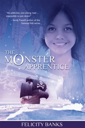 The Monster Apprentice: Rahana # 1