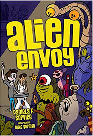 Alien Envoy: Alien Agent Book Six