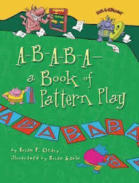 A-B-A-B-A: A Book of Pattern Play: Math Is CATegorical