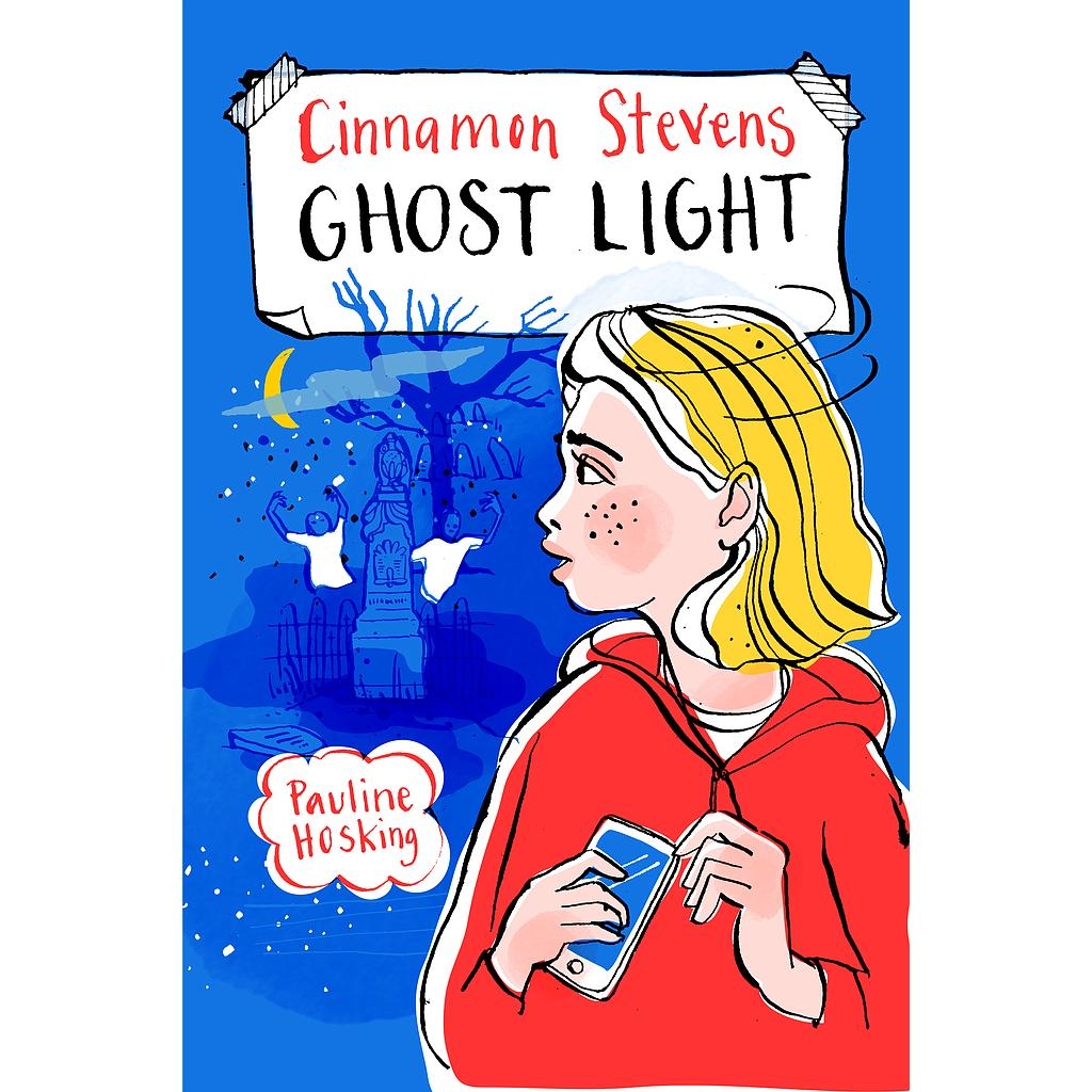 Cinnamon Stevens: Ghost Light