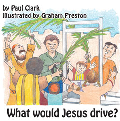 What Would Jesus Drive? Car Park Parables