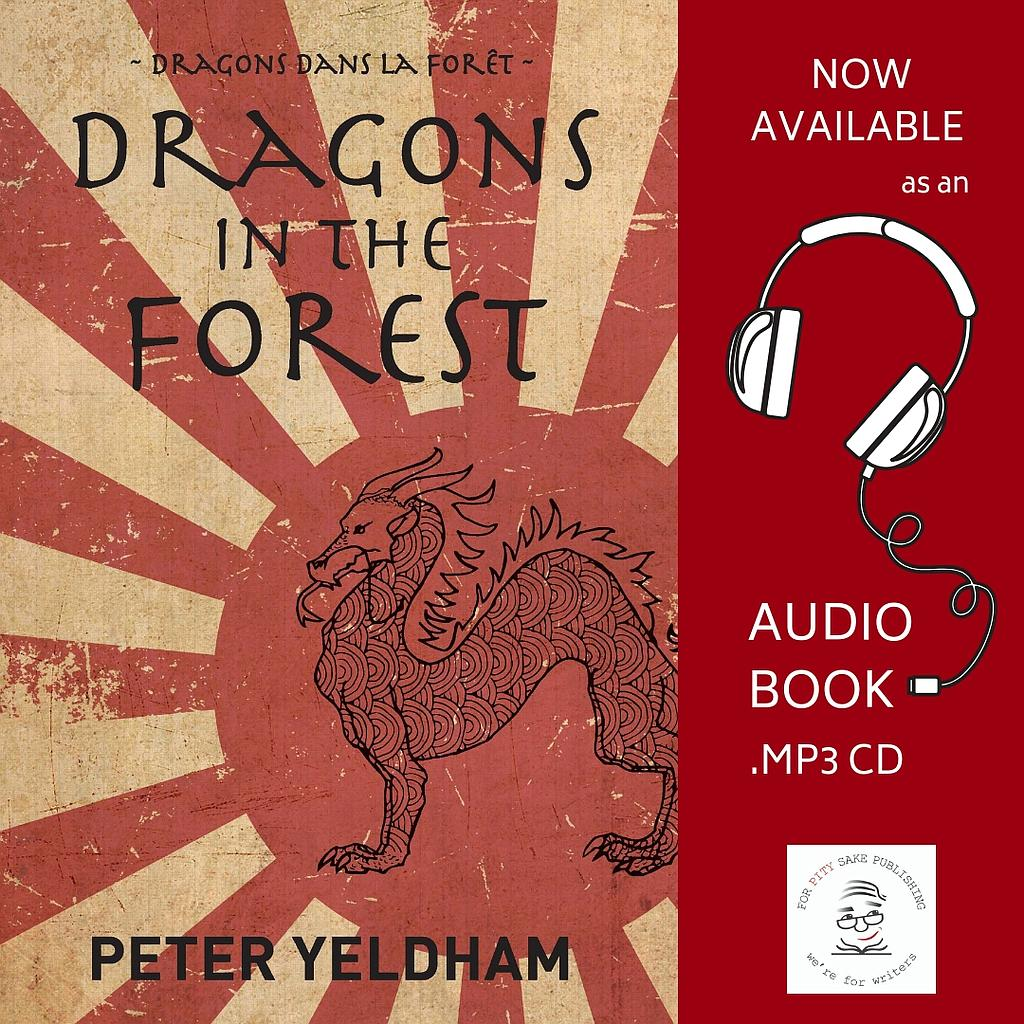 Dragons in the Forest Audio Book