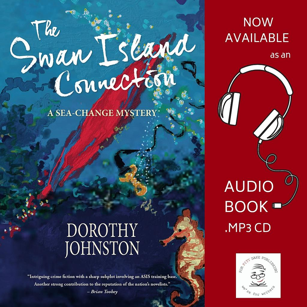 The Swan Island Connection Audio Book