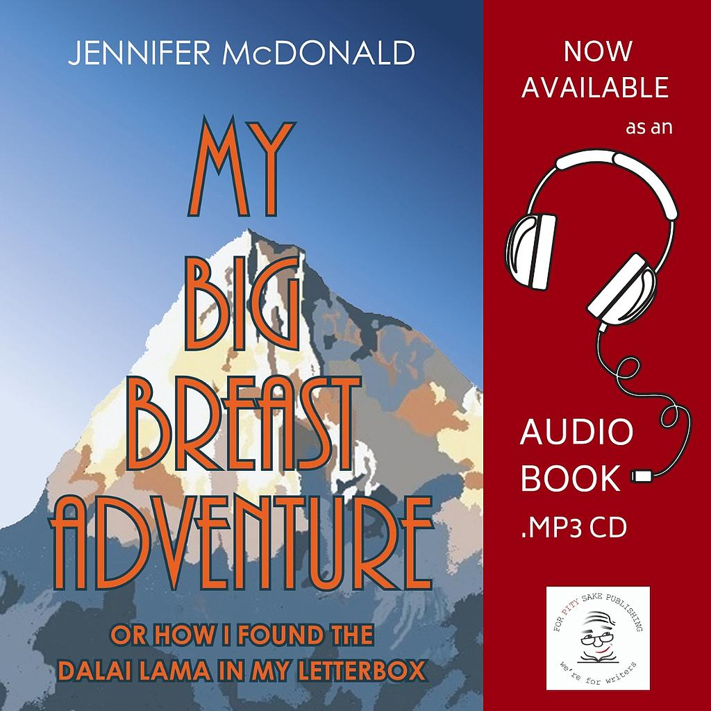 My Big Breast Adventure Audio Book