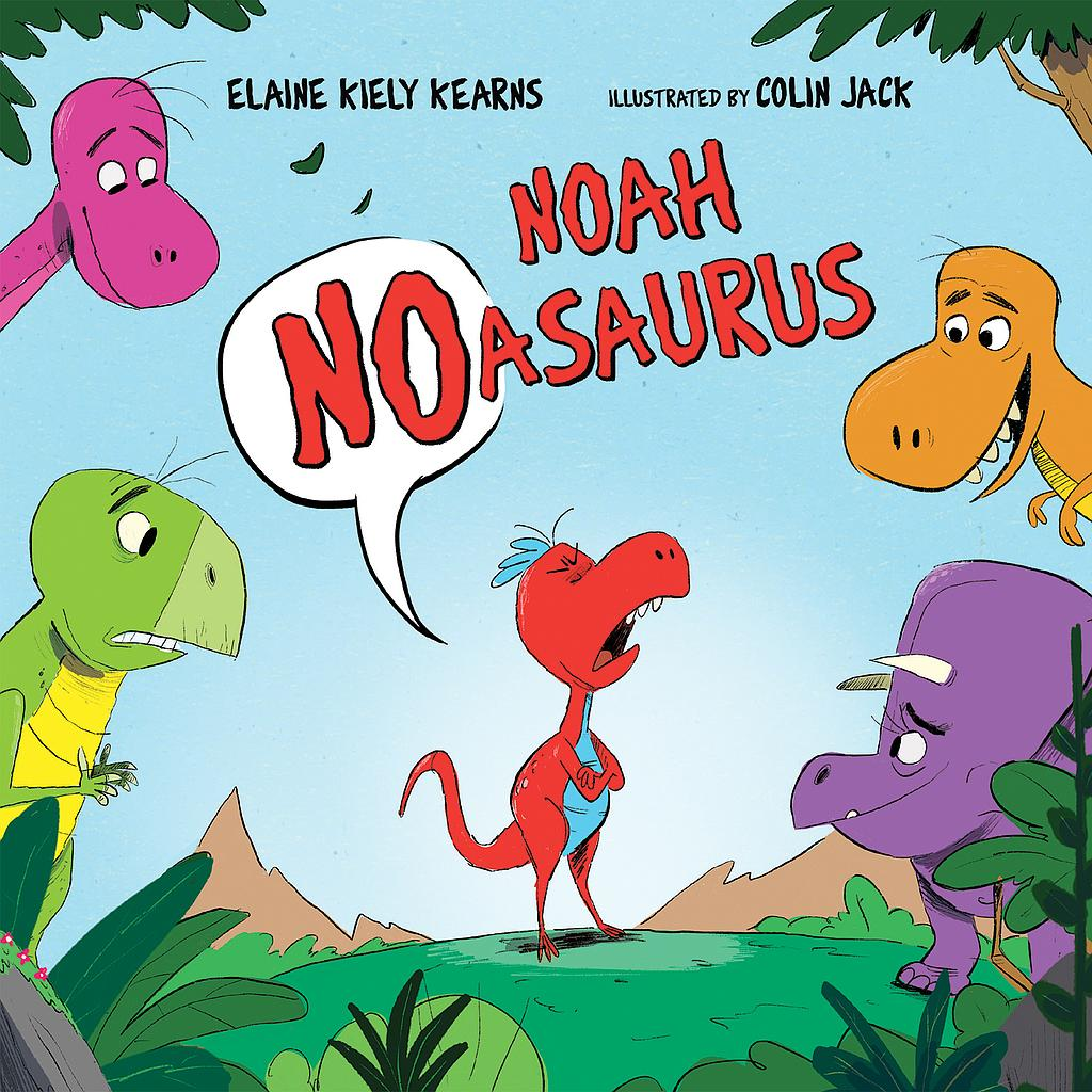 *FINAL STOCK* Noah Noasaurus