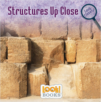 Look Closely (LOOK! Books ): Structures Up Close