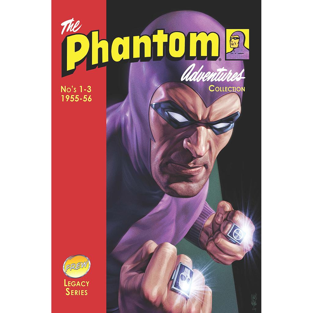 The Phantom Adventures: Collection 1-3