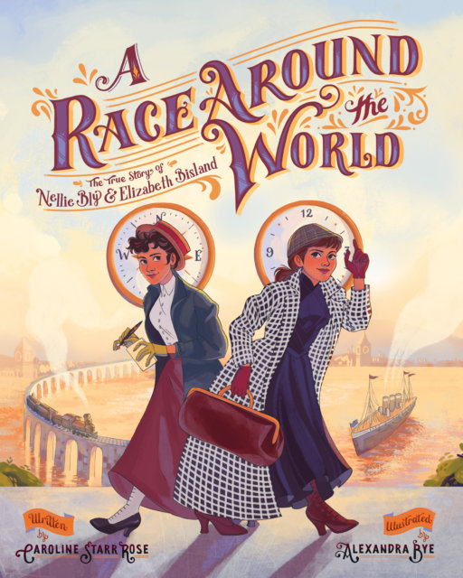 A Race Around the World (She Made History)