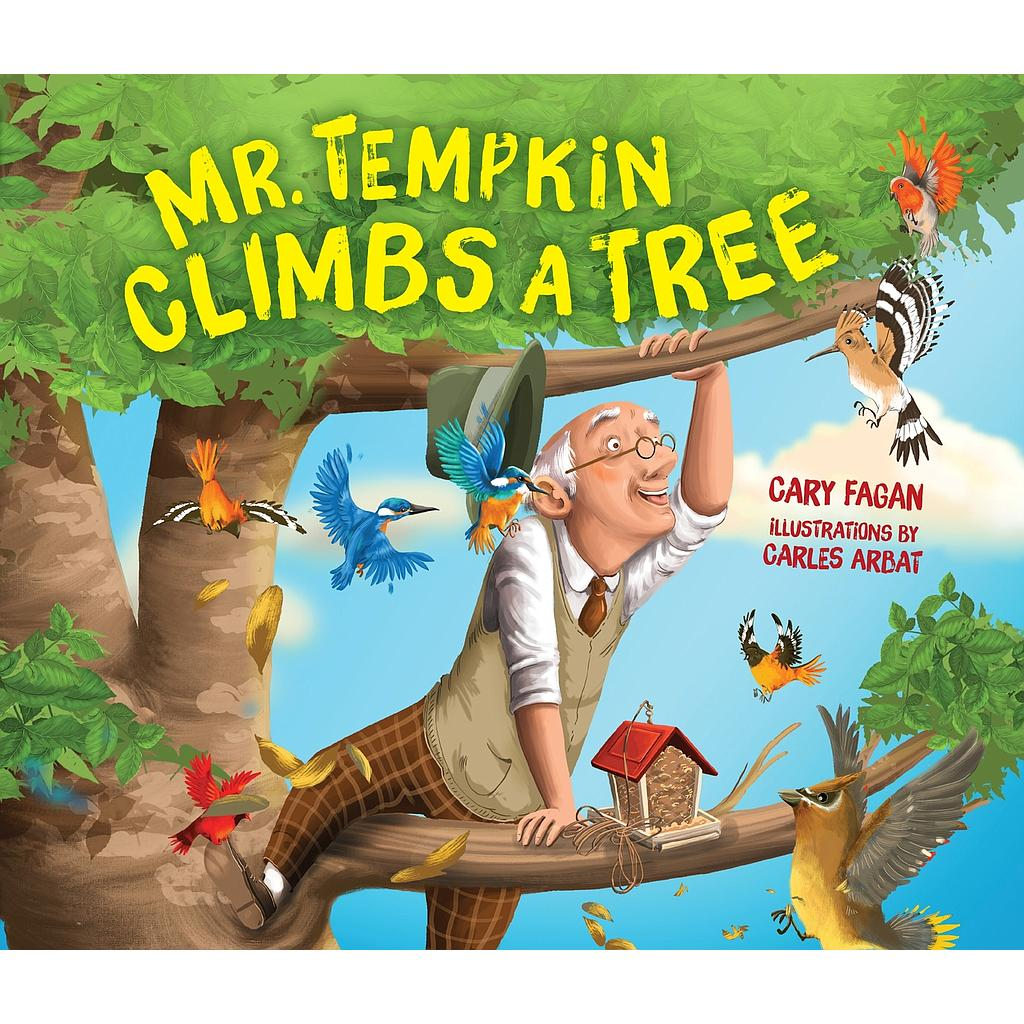 Mr. Tempkin Climbs a Tree (Kar-Ben Favorites)