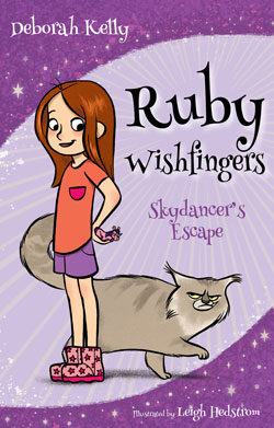Skydancer's Escape: Ruby Wishfingers # 1